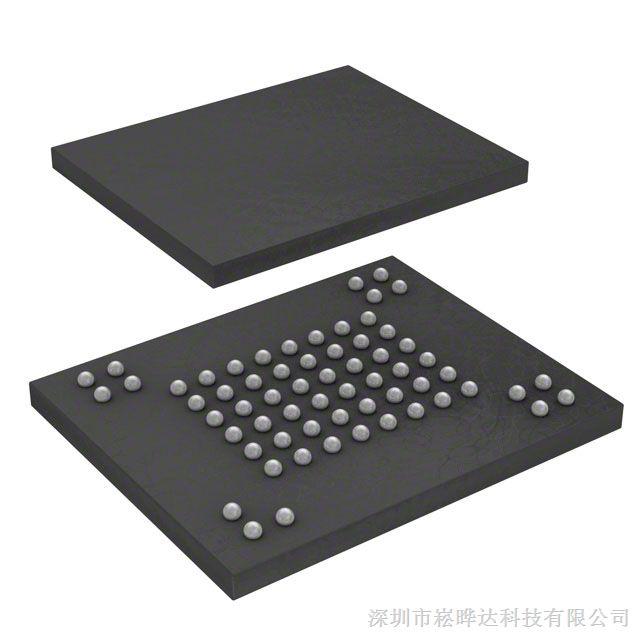供应micron集成电路(ic)存储器mt29f1g08abadah4-it:d