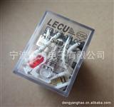 高可靠性工业控制用JQX-13F HH54P MY4NJ MY4 带LED灯交流继电器