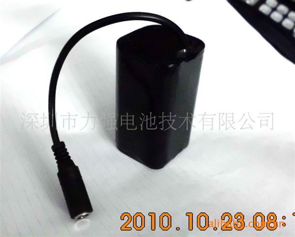 t6头灯锂电池组图片
