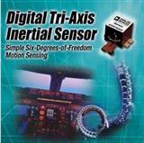 ADIS16350 是一个完整的三轴陀螺和三轴加速度计组成的惯性感应系统