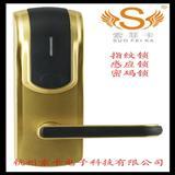 索菲卡SOFO顶级智能电子锁,酒店锁,豪华家庭门锁,指纹锁