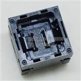 LGA52 LGA60 测试座 FLASH清空座 老化座 下压式 带转接板