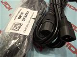全新带条码DELL国标电源延长线VOLEX出品/4米/1平方/PDU电源线
