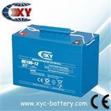 自动搬送车专用可充电蓄<font color=red>电池</font> DC105-12/12V1