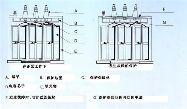 低压自愈式并联电力电容器 专业生产厂家