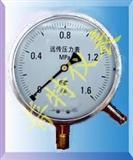 普特YTT150B不锈钢差动远传压力表