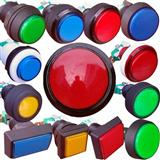 『厂家直销』带微动带<font color=red>LED</font>灯 电气开关 电子电器开关