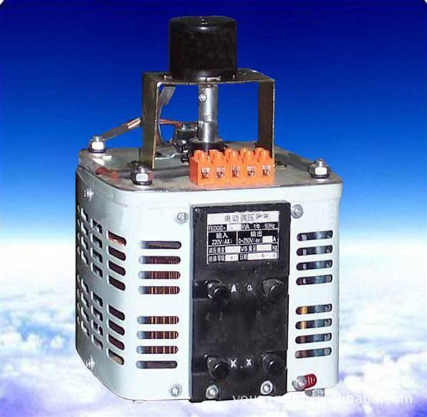供应三相 单相自耦调压器2KVA 友彭厂家直销 调压器图片