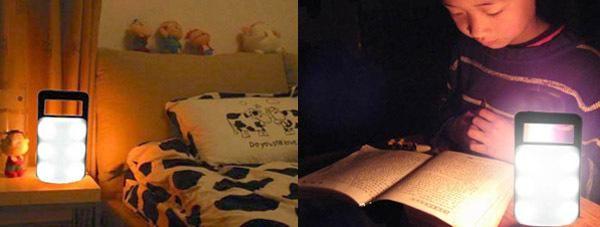 厂家直销支援贫困非洲儿童读书便携式太阳能台灯