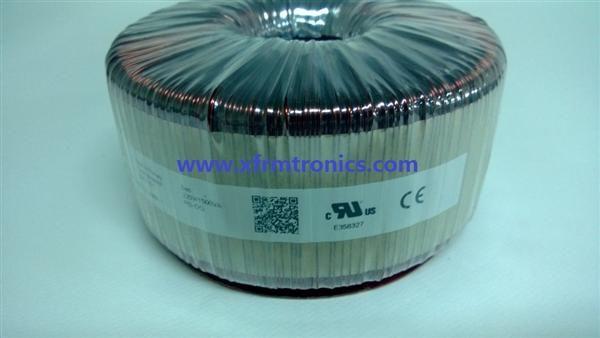 元器件 变压器 整流/电源变压器  外形结构: 环形变压器 效率(η)