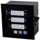 交流电压表,现货特价三相数显电压表