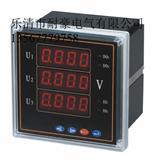 PZ194U-2K4智能数显 三相电压表