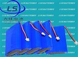 锂电池舞美灯具专用电池ICR 32650-6000mah 3.7V 电池组厂家直销