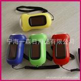 厂价直销迷你型3LED手摇太阳能手电筒 手摇手电筒