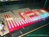 厂家直销LED招牌,外露发光字招牌 打孔字全彩招牌