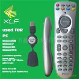 万能电脑遥控器,台式电脑遥控器,USB接收头遥控器 dvd万能遥控
