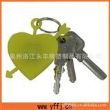 泉州厂家钥匙扣 卡通环保钥匙扣 硅胶钥匙扣 LED钥匙扣 硅胶礼品