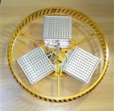 圆形LED吸顶灯 LED草帽灯珠光源 低光衰高亮度 低功耗