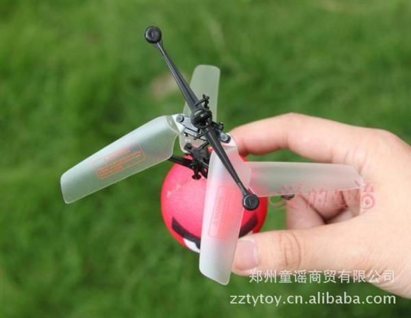 童谣玩具 遥控感应 愤怒的小鸟飞机 8025红外线操控