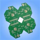 厂家 质量保证 单面喷漆FR-4材质 单面电路板