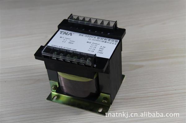 [图]小型bk式控制变压器500va