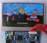3.4-4.3寸AMOLED视频驱动板支持代开发