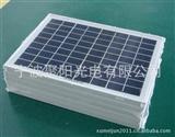 厂家直销10瓦多晶太阳能板*PS-10P*10W多晶太阳能组件*光伏电池片
