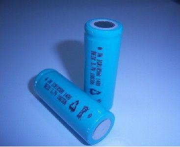 [图]18500锂电池 3.7v图片