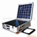 便携式太阳能电源