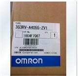 OMRON欧姆龙变频器3G3RV-A4055-ZV1现货