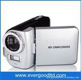 清仓特价!HD720P高清摄像 8倍数码变焦2.4寸TFT彩屏 HD-T8
