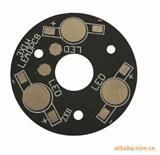 大功率LED铝基板 1W/3W铝基板 梅花板 六角板 六边形板 节能灯板