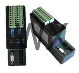 沃沙PROFIBUS远程IO,2路模拟量输入2路模拟量输出模块