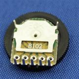 ECK拨盘电位器 直线电位器 双联电位器 带开关厂家直销电位器