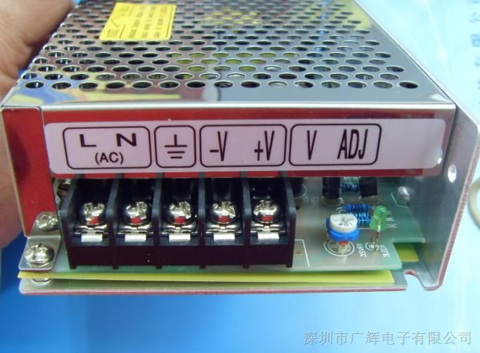 ��� S-50ϵ�� S-50-5���ص�Դ 5V/10A 50W