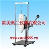 OM-8450E手压式拉压测试架/灯泡压力测试台