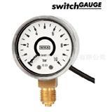 WIKA PGS07  带电子压力开关的不锈钢波登管压力表