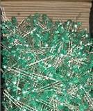 OSRAM  5mm椭圆,绿发绿色,波长528nm  LT O58G-A7CW-29