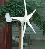 内蒙古小型风力发电机呼和浩特家用风力发电系统