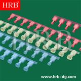 鸿儒高品质HRB250直型系列绝缘端子/冷压端子