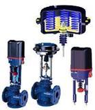 进口电动三通调节阀,电动三通流量调节阀,电动三通合流调节阀