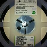 0402 49K9  0.1% 贴片电阻 10-25ppm 低温漂 高精密电阻千分之一