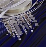 银触点/银铆钉/复合银点/银线材/银触片
