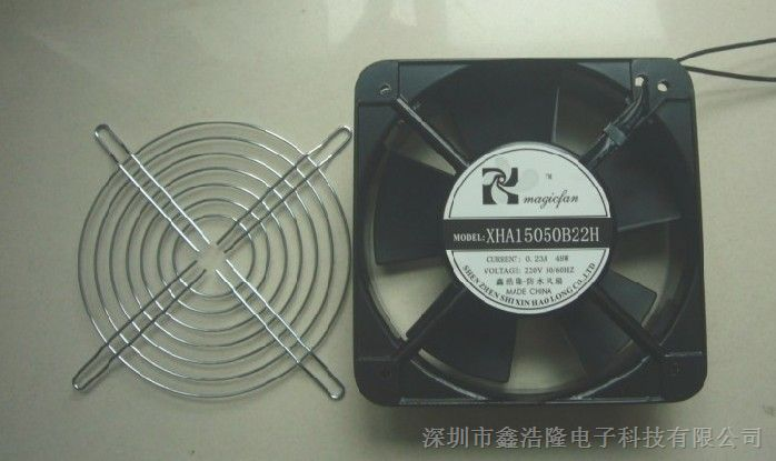 大功率电磁炉散热风扇