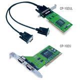 MOXA卡 CP-102U 2串口卡 一级代理报价 多图