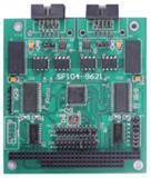 SF104-9621 2通道隔离型PC104总线CAN通讯卡