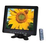 8.4寸液晶显示器  8.4寸高清工业监视器 AV+VGA+BNC接口
