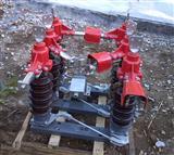 西安35KV高压隔离开关|GW4-35户外高压隔离开关