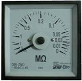 Q72-MΩ高阻表(电阻表)