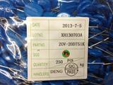 氧化锌压敏电阻器20D751K/压敏电阻20D751/突波吸收器20D751K